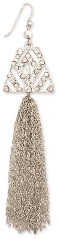 Z Designs Art Deco Tassel Earrings