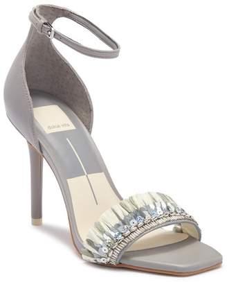 Dolce Vita Hyper Fringe Ankle Strap Sandal