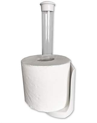 Handy Holder Plastic Self Adhesive Toilet Paper Holder