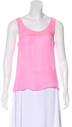 Jenni Kayne Sleeveless Scoop Neck Top