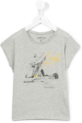 Bellerose Kids printed T-shirt
