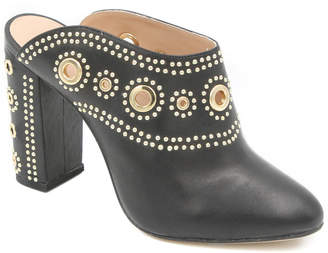 Rachel Zoe Ramona Eyelet Leather Mule