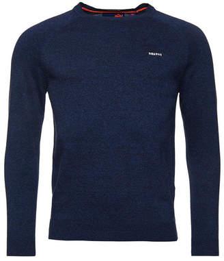 Superdry Men Cotton Crewneck Sweater