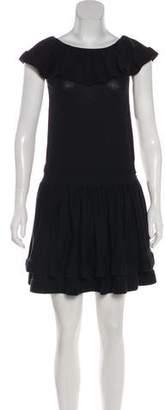 RED Valentino Knit Mini Skirt Set