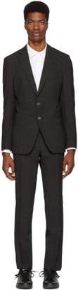 BOSS Grey Helford Gander 3 Suit