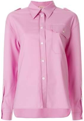 No.21 long sleeve shirt
