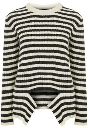 Topshop Stripe Sweater