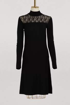 Nina Ricci Long-sleeved dress