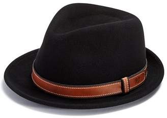 Bailey Of Hollywood Dodgson Fedora Hat