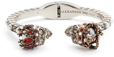 Alexander McQueenWomen's Alexander Mcqueen Queen & King Cuff