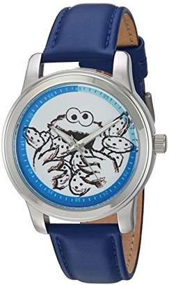 EWatchFactory 'Sesame Street' Quartz Metal Casual Watch