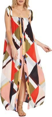 Billabong Rainbow Gate Maxi Dress