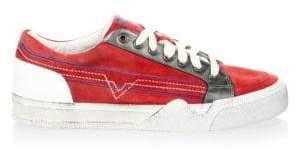 Diesel Grindd Leather Sneakers