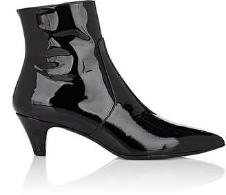 Calvin Klein Women's Kat Patent Leather Ankle Boots