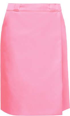 Prada High-Rise Wrap Skirt