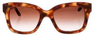 Stella McCartney Square Tinted Sunglasses
