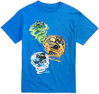 Lego Little Boys Ninago Swirls Graphic Cotton T-Shirt