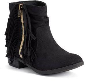 Mudd® Girls' Fringe Boots $54.99 thestylecure.com
