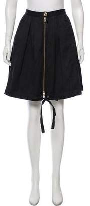RED Valentino Knee-Length Circle Skirt