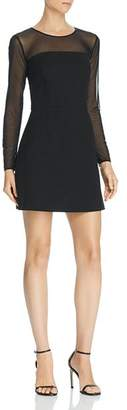 French Connection Ruth Sheer-Sleeve Dress - 100% Exclusive