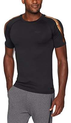 Copper Fit Pro Men's Short Sleeve Crew Neck Compression Tee