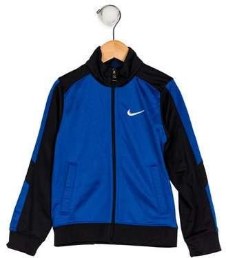 Nike Boys' Zip-Up Track Jacket