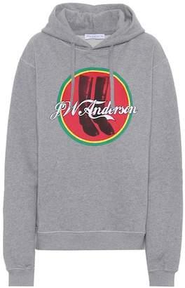 J.W.Anderson Printed cotton hoodie