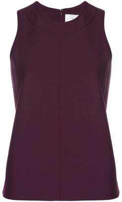 Victoria Beckham Victoria sleeveless fitted top