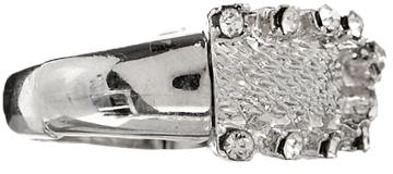 Designsix Silver Band Ring
