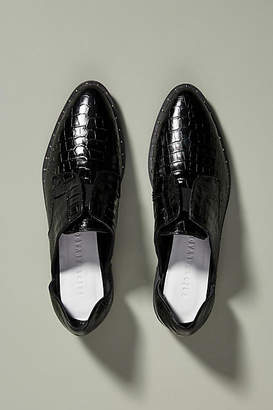 Freda Salvador Wear D'Orsay Oxford Loafers