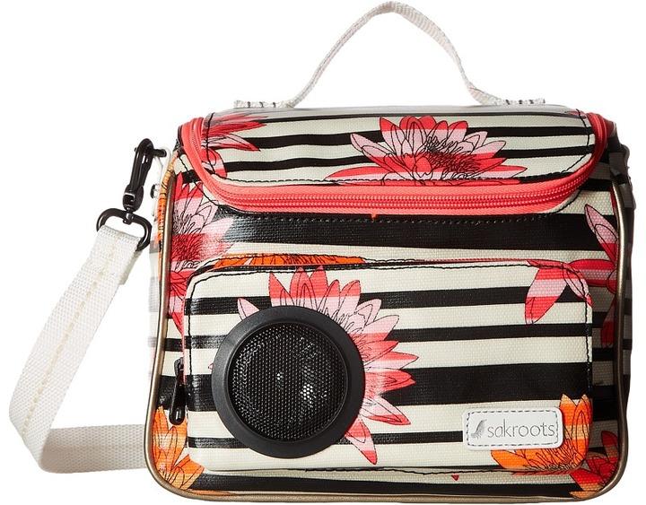 Sakroots - Artist Circle Speaker Cooler Handbags