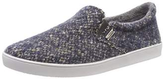 Living Kitzbühel Women's Slip-On Tweed Low-Top Slippers