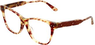 Bottega Veneta Women's Bv0036oa-30000282003 53Mm Optical Frames