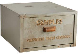 Rejuvenation One-Drawer Steel Filing Cabinet by Carpenter Paper Co