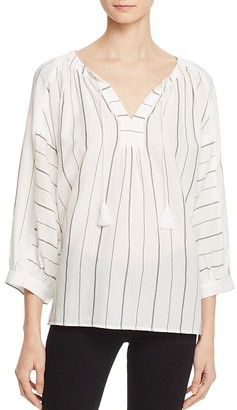 Joie Toluca B Printed Top $188 thestylecure.com