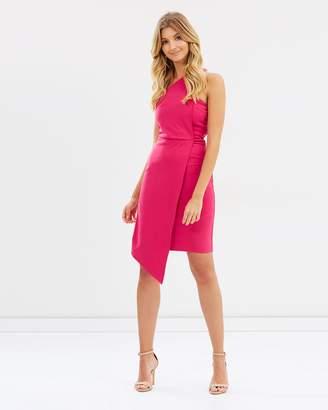 Kylie One Shoulder Dress