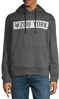 Zoo York Mens Long Sleeve Hooded Hoodie