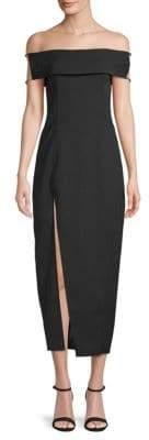 Style Stalker Lana Off-The-Shoulder Dress
