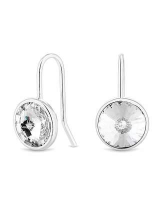 Jon Richard Simply Silver By Simply Silver Besel Drop Earring