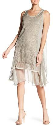 Couture Simply Lace Tank Dress