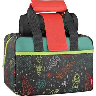 Thermos Lunch Duffel with Water Bottle - Space