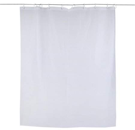 Keepgoals Modern 150*180cm Liners Translucent Waterproof Mildew Resistant Mold-Proof Bathroom Shower Curtain Home Decoration