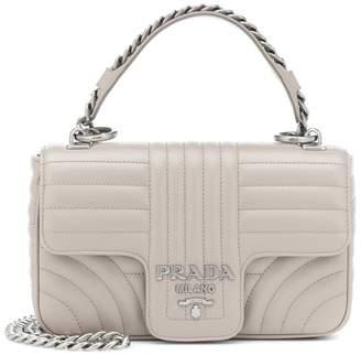 1458394d69 Prada Grey Shoulder Bags for Women - ShopStyle UK