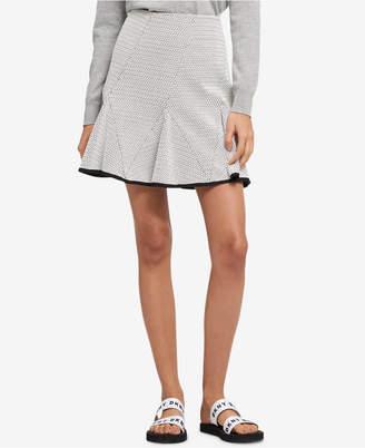 DKNY Jacquard Mini Skirt, Created for Macy's