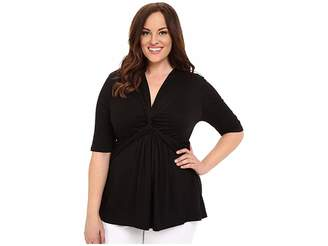 Kiyonna Caycee Twist Top