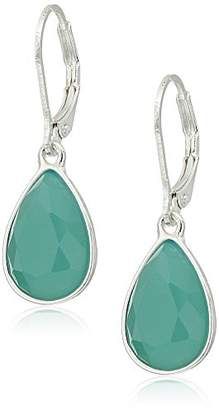 Nine West Silver-Tone and Drop Earrings
