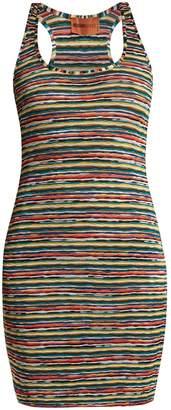 Missoni MARE Riga fitted dress