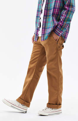 Dickies Straight Leg Carpenter Duck Brown Jeans
