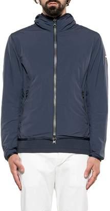 Colmar Blue/blue Elettric Hooded Jacket