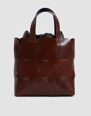 Paco Rabanne Medium Puzzle Cabas Bag